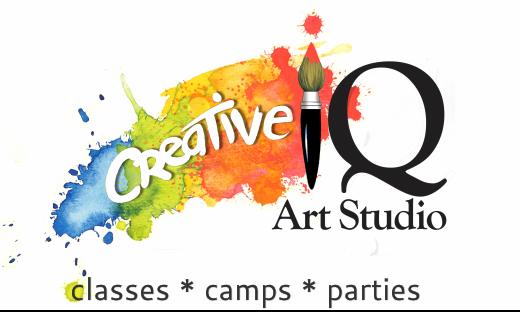 Creative IQ Art Studio & Gallery - 5% off Classes & Camps!