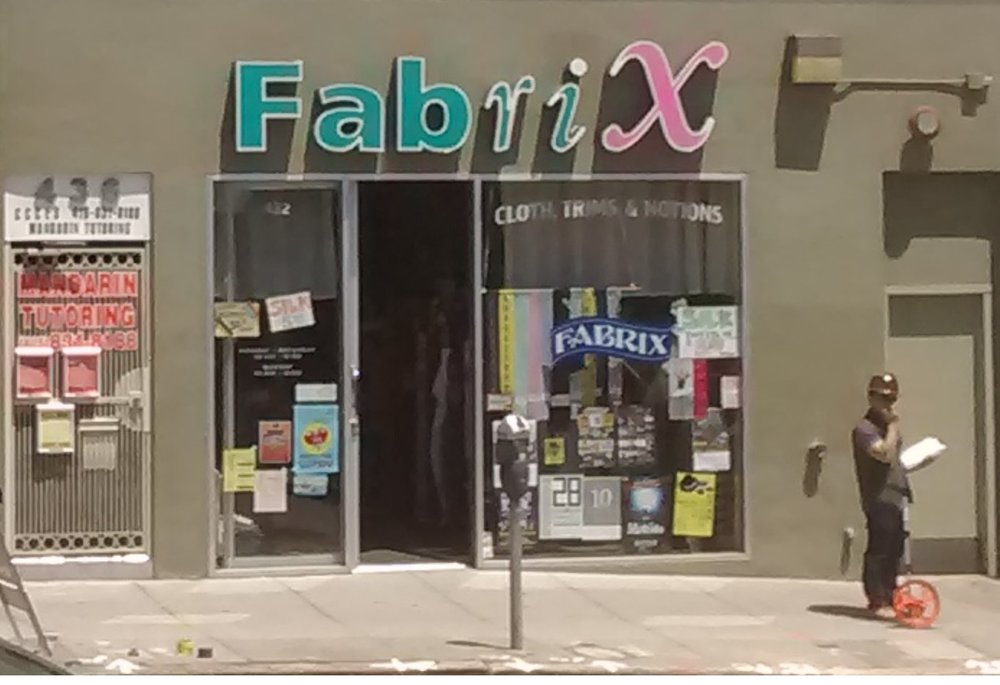 FabriX - Stop by this business to find out about their deal!