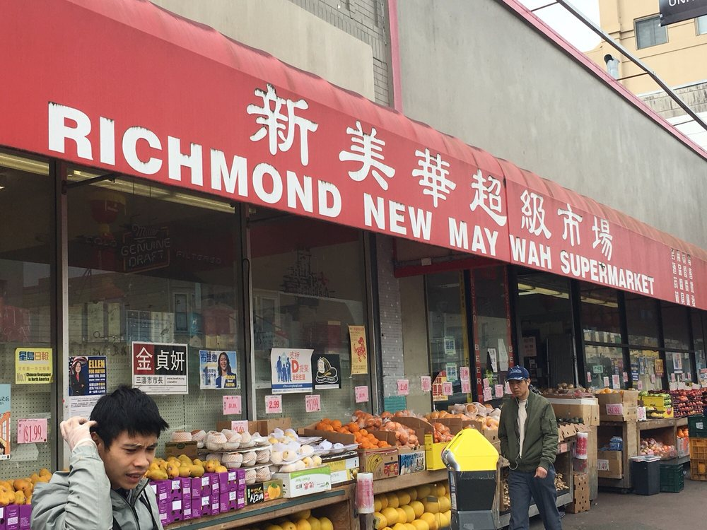 Richmond New May Wah Supermarket - Stop by this business to find out about their deal!