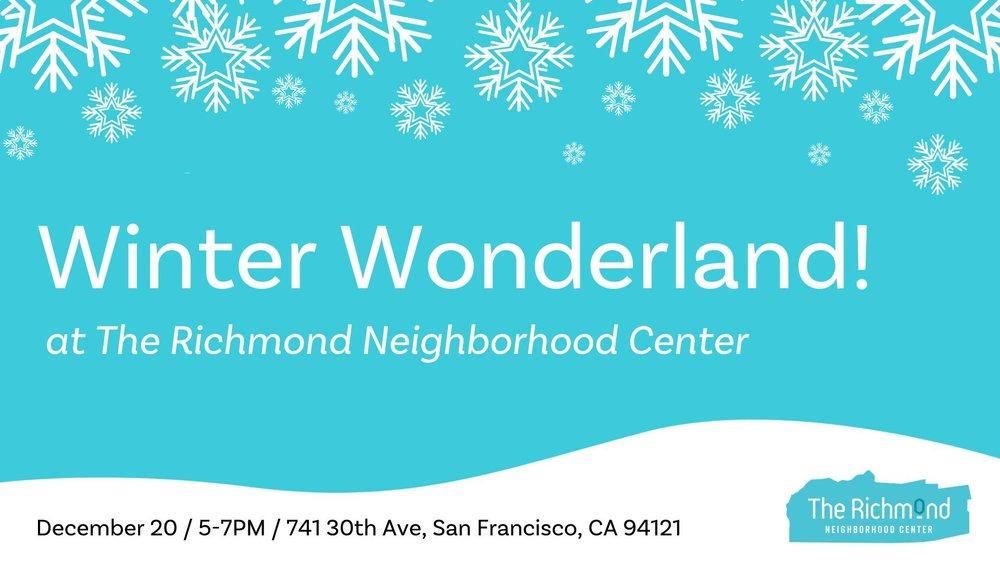 Winter Wonderland in the Richmond!.jpg