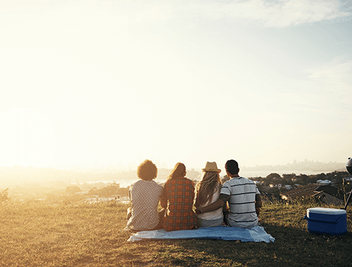 Mystery Picnic with Friends(4-5 hour experience) -