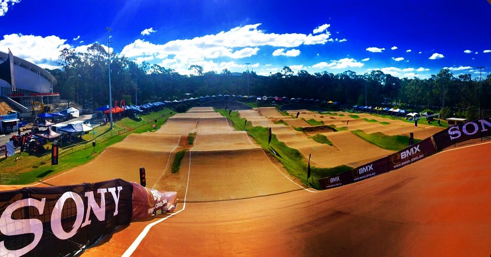 Photo from -  https://www.facebook.com/SleemanBMXTrack/