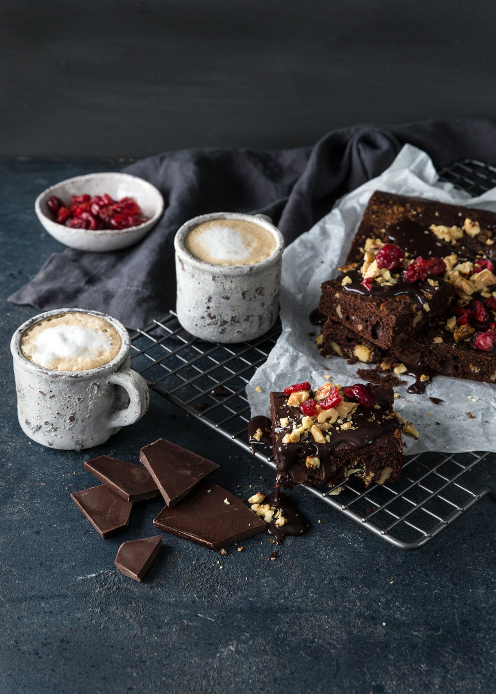 MICHELLE PARKIN PHOTOGRAPHY_CHECKERS EVERGREEN CHECKERS EVERGREEN DOUBLE CHOC COFFEE BROWNIES-1240.jpg