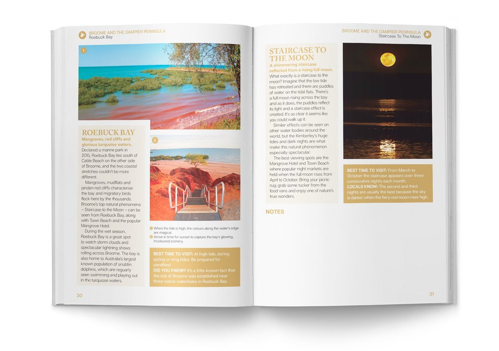 Read more in our book '100 things to see in the Kimberley' - click on image to order a copy!