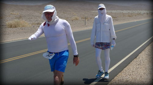 "Badwater - Hottest Ultramarathon on ""this planet  - http://fellrnr.com/wiki/2013_Pacing_Badwater_135"