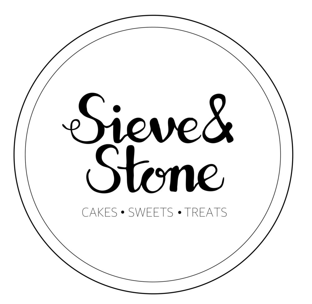 Contact us - - hello@sieveandstone.com