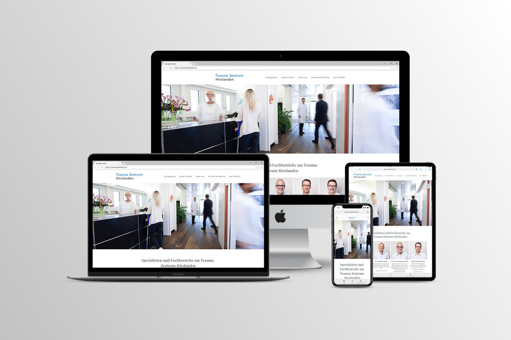 Online-Strategie & Webpage