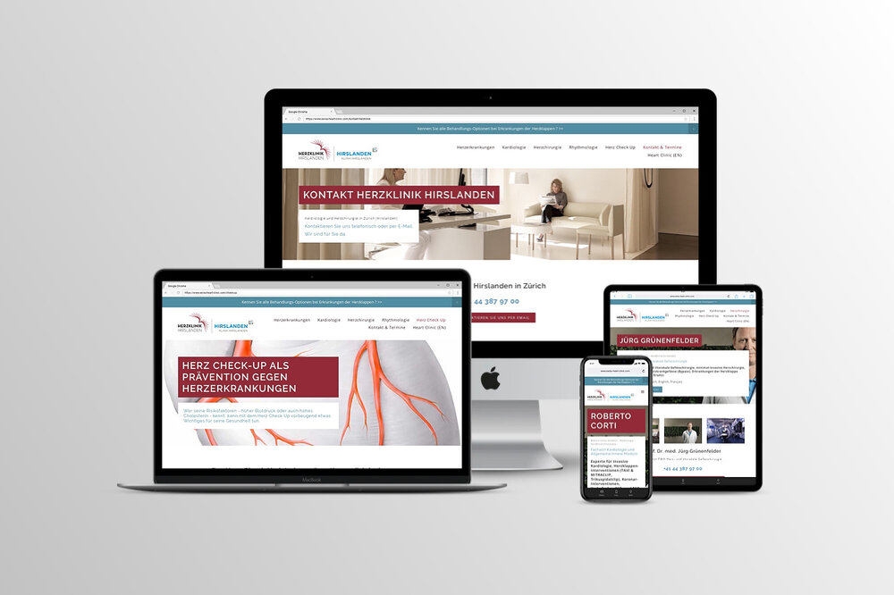 Web-Content & Design