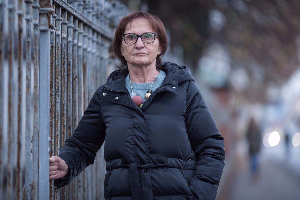 Duša Hlade Zore, ena od trinajstih zastopnikov pacientovih pravic. Foto: Matej Povše