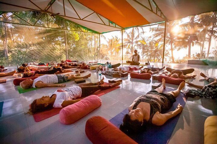 yin yoga sampoorna goa