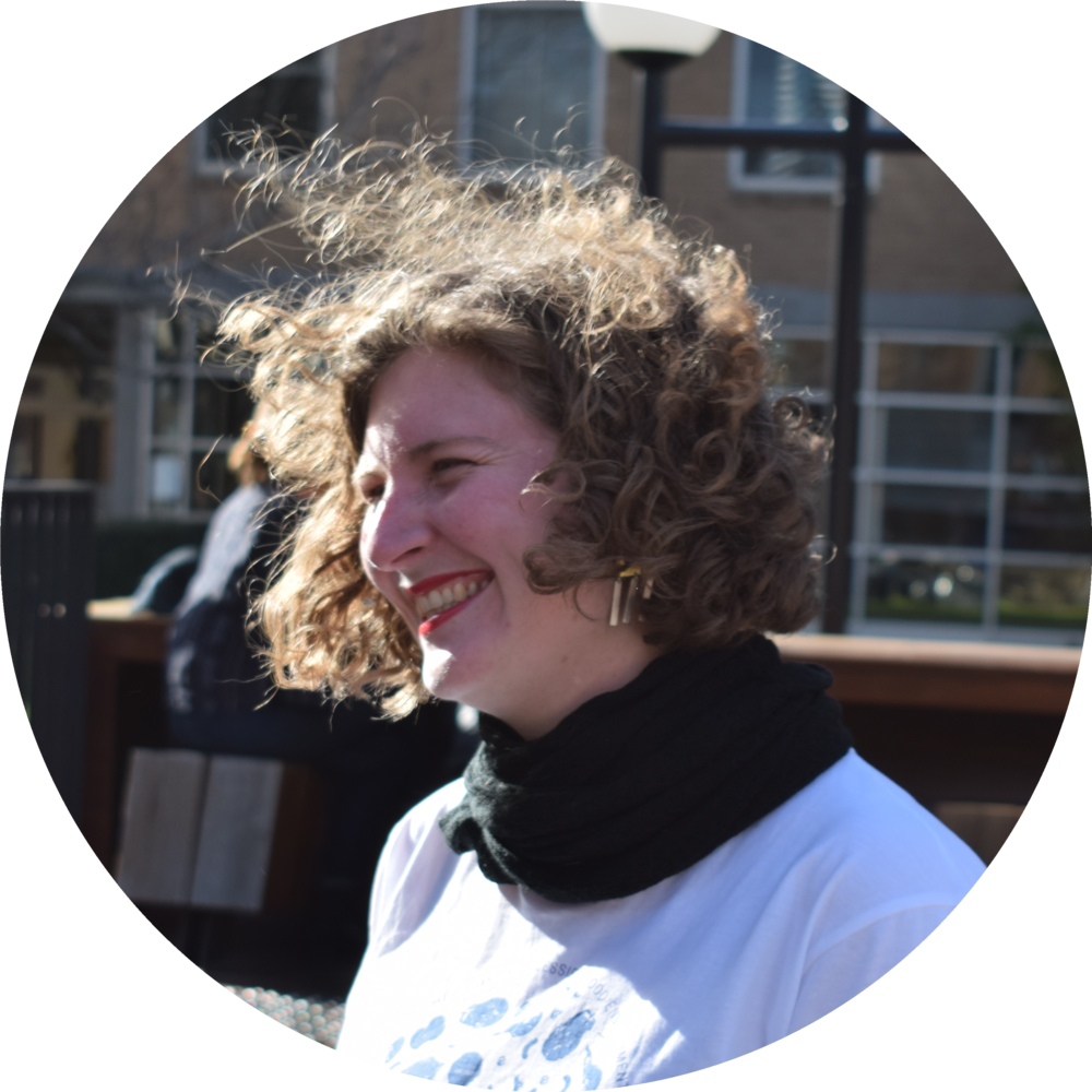 Sophie Lamond   PhD student at University of Melbourne, researching university food policy and student activism
