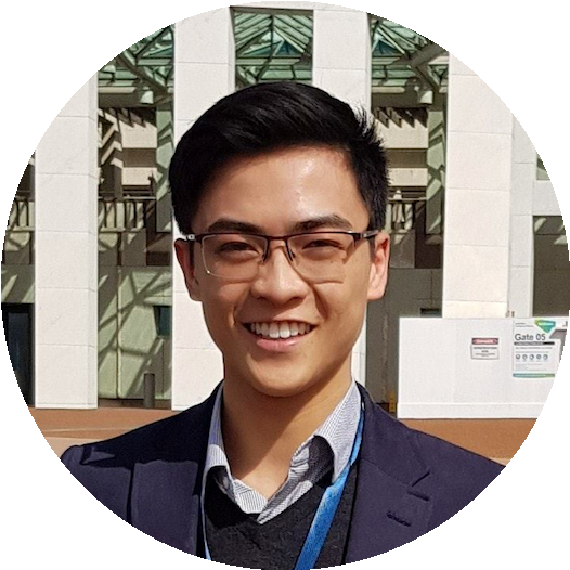 Ashley Wah   Co-Convenor of Monash Future Thinkers