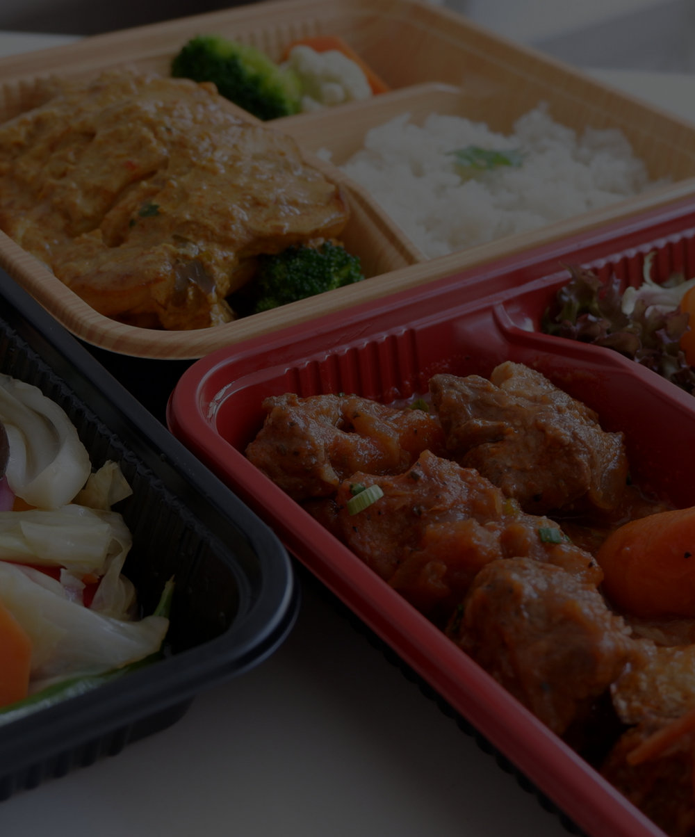 EASY MEALS FOR YOUR WORKPLACE - Planning to cater easy and convenient meals for meetings, business trainings, seminars, or even just a simple meal with your colleagues over lunch to avoid that horrendous lunch crowd? Harimau will  prepare and deliver your meal of choice to your office with no delivery charge. You can now enjoy meals right when lunch hour starts - easy and fuss free. More time for yourself. Let Harimau serve you.
