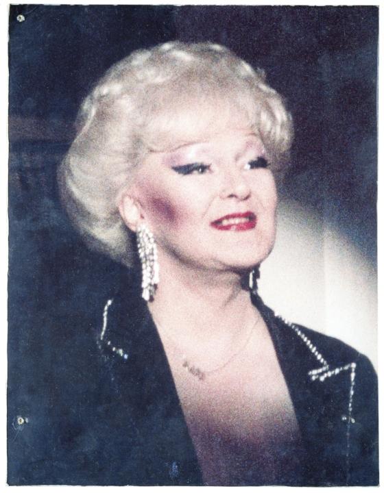 Portret Aaïcha Bergamin, privécollectie.