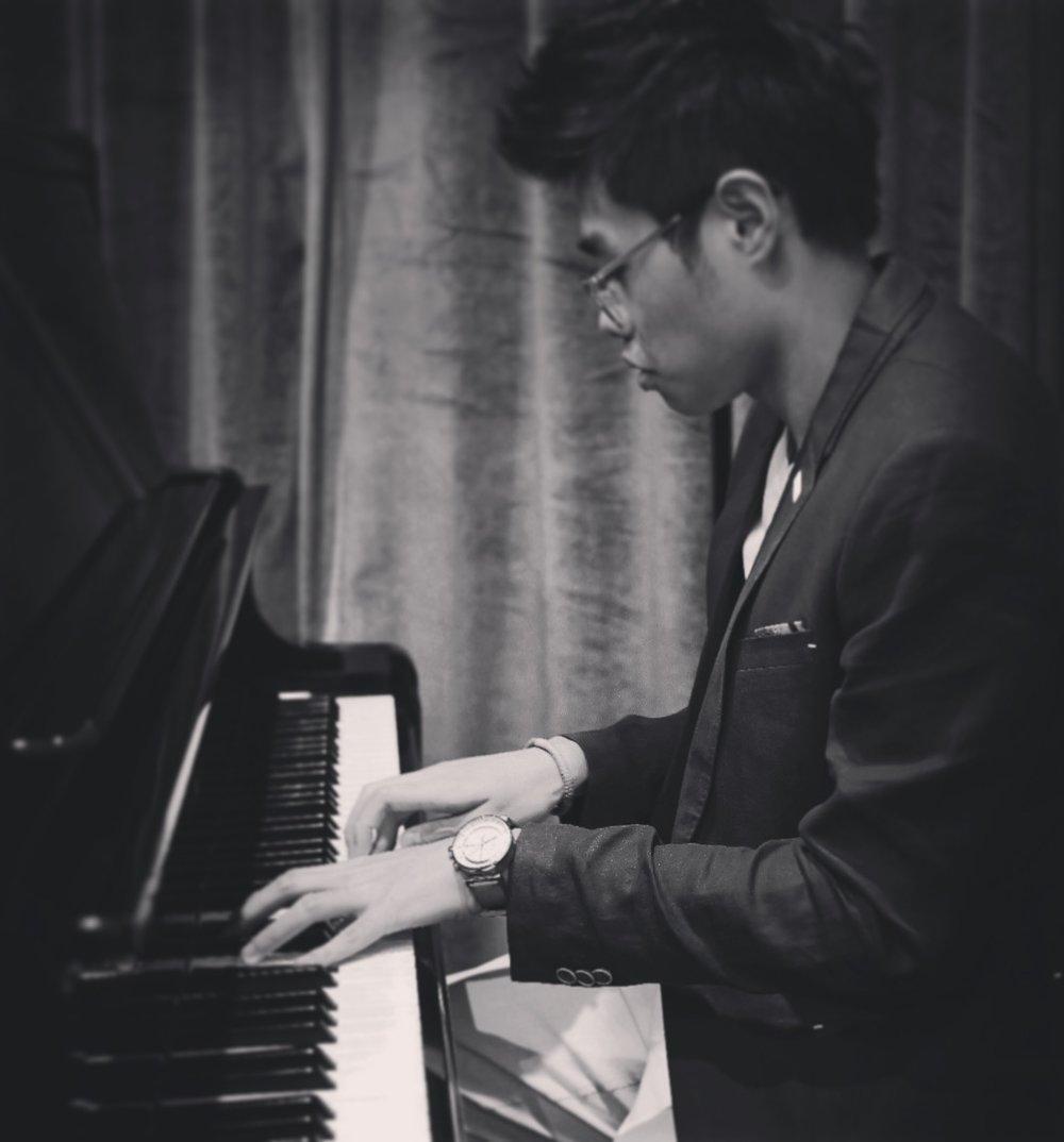 Hi, I am Nicholas, I am a musician - pianist, cellist and sound designer. -