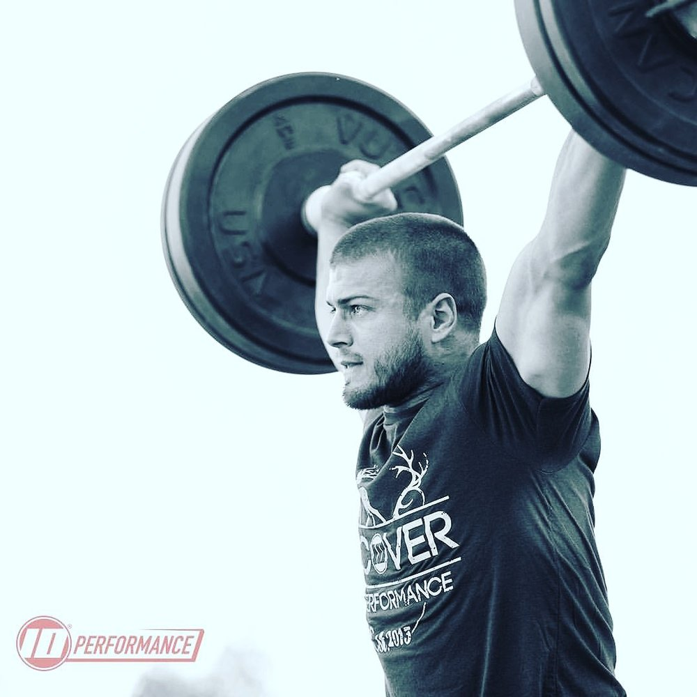 IN INTERVIEW WITH . . .Jacob Heppner - CrossFit Athlete