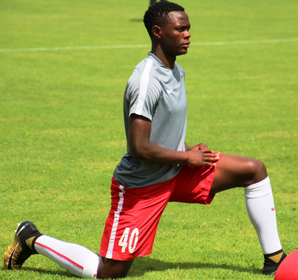 In interview with Patson Daka . . . - Zambian Striker