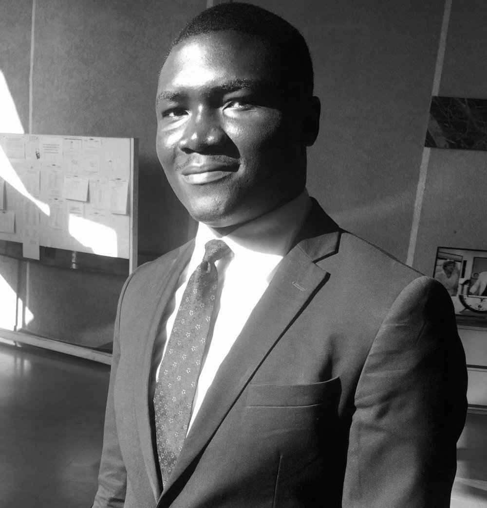 Njie Enow Ebai ( Football Africa Cameroon Correspondent)  Njie Enow is one of Cameroon's most exciting sports reporter. He is currently sports editor for Cameroon's state radio CRTV. He is the producer and presenter of several radio sports programmes.