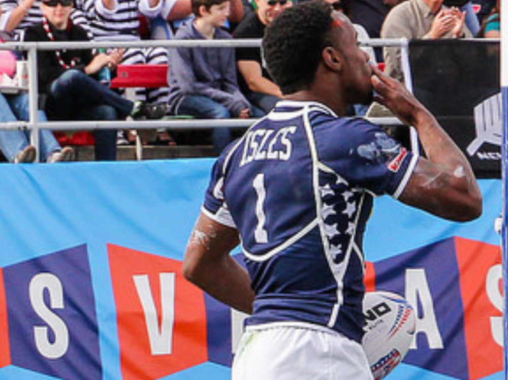 IN INTERVIEW WITH . . . CARLIN ISLES -