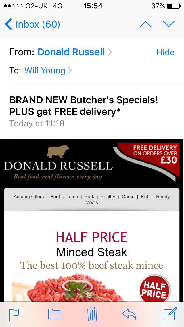 donald russell email