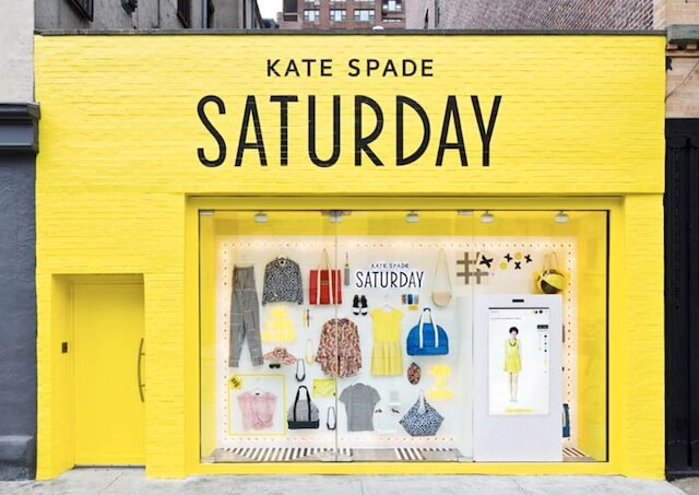 Kate Spade use of data