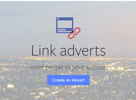 link adverts