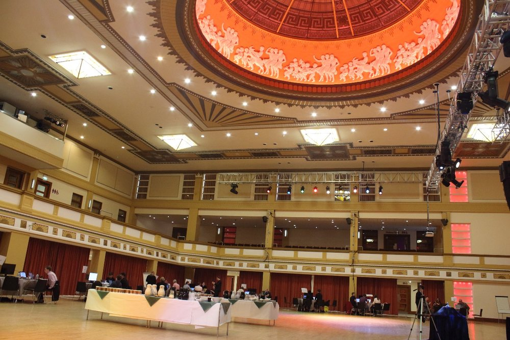 The Grand Hall, Bridlington Spa