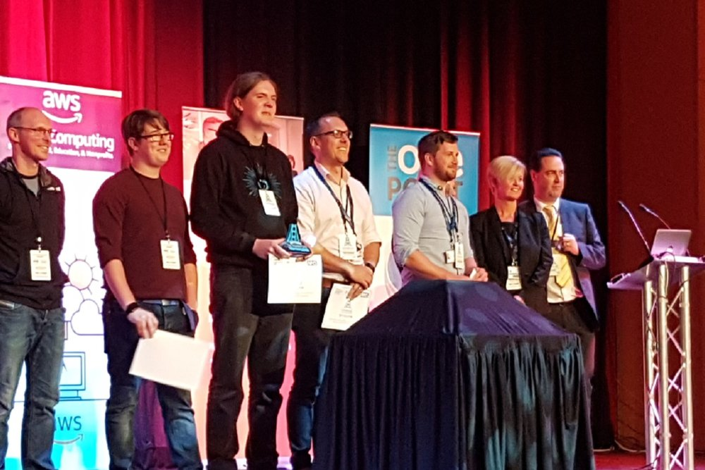 Hull CSS & City Techies - The winners