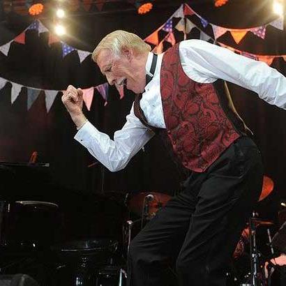 - Sir Bruce ForsythGlastonbury Festival