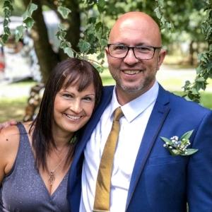 Nita & Mark Pugh
