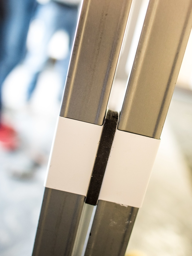 LISTENING IS BELIEVING - The patent pending STClip, an alternative to resilient channels, creates a space between the steel studs that captures and absorbs the sound in that space, effectively reducing the amount of noise passed between the walls.The STClip is the noise-squashing space-saving commercial wall solution.Install sound proof walls in a fraction of time with the STClip.
