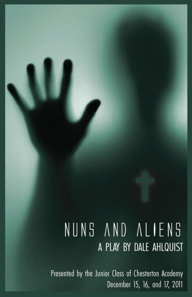 Click here to view the online photo album from Nuns and Aliens