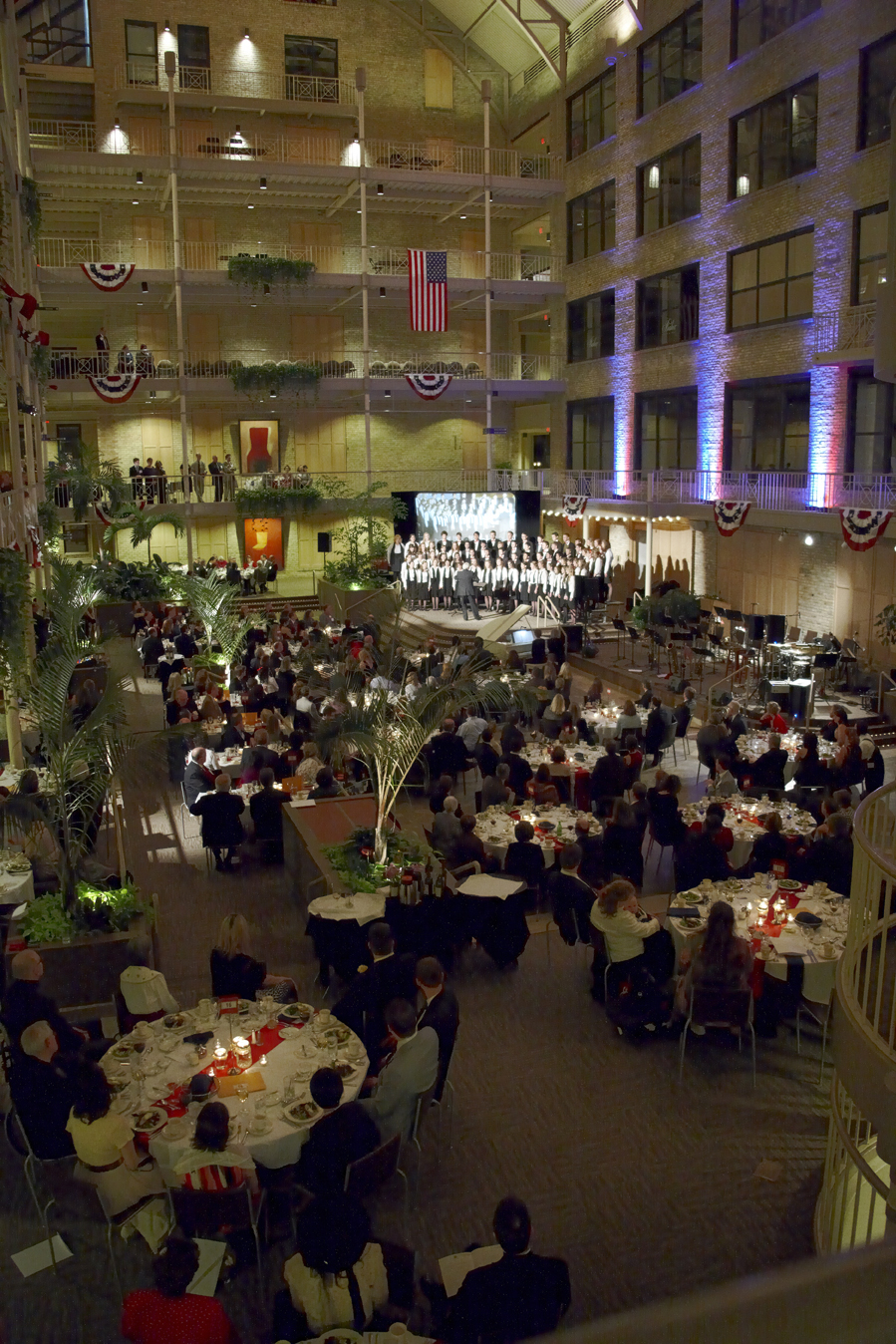 Chesterton Academy Gala 2012 at the IMS