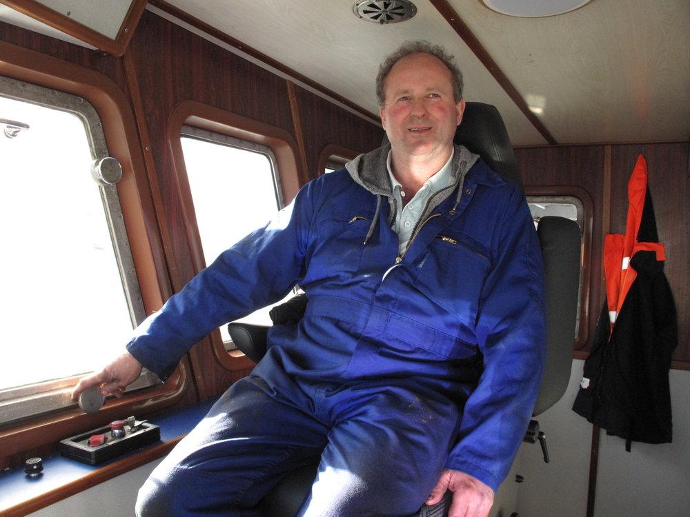 Skipper: John Walsh