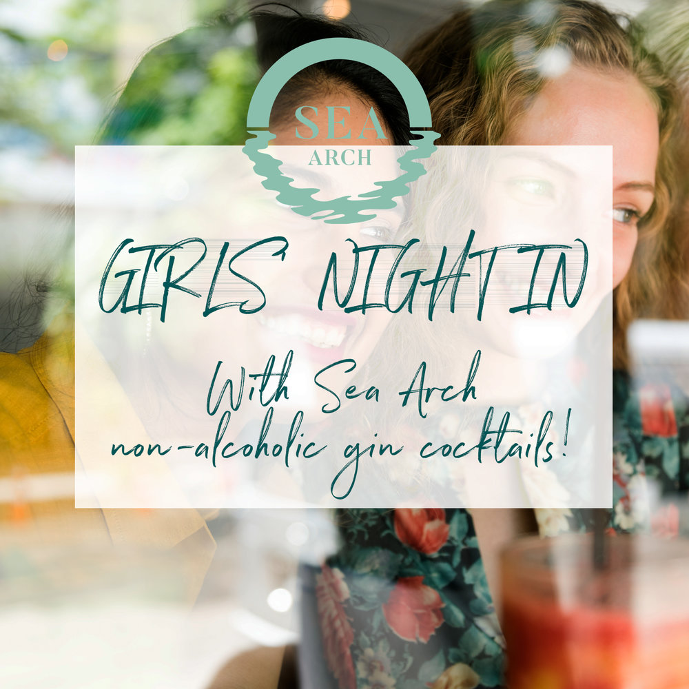 Sea Arch Girls' night in