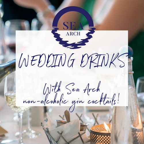 SeaArch_non alcoholic wedding drinks