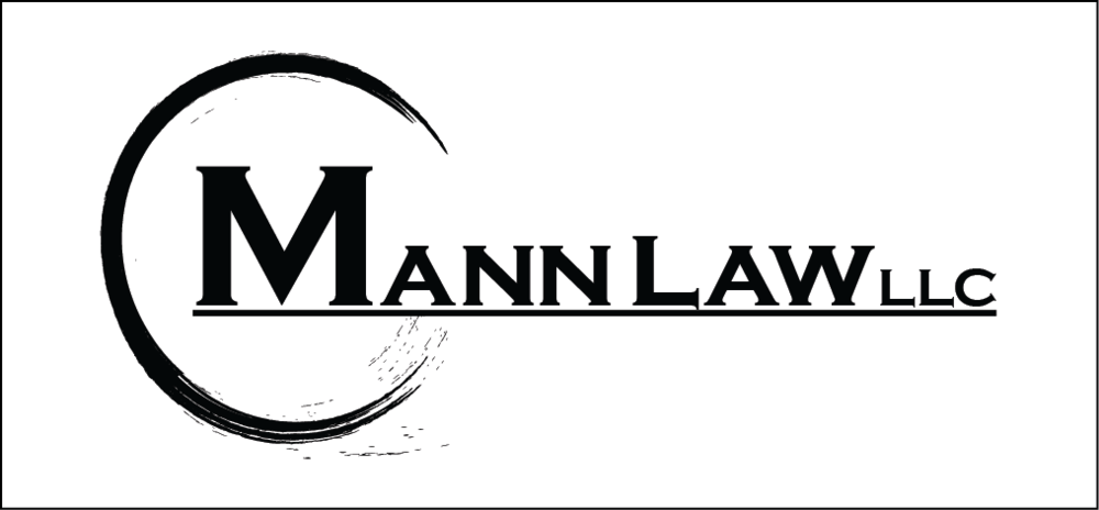 Mann Law LLC Logo Black on White.png