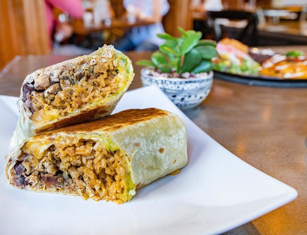 BURRITO BUNDLE - $105 / 10 BurritosChoosePacific Wood Smoked Pork, Citrus Grilled Chicken, Grilled Skirt Steak, or Fire Roasted VegetablesAdd grilled shrimp for $1 per guest