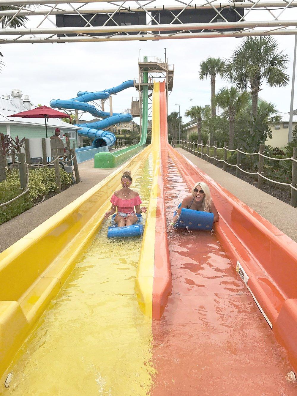 Orlando Resort Waterslide hotel Amenity