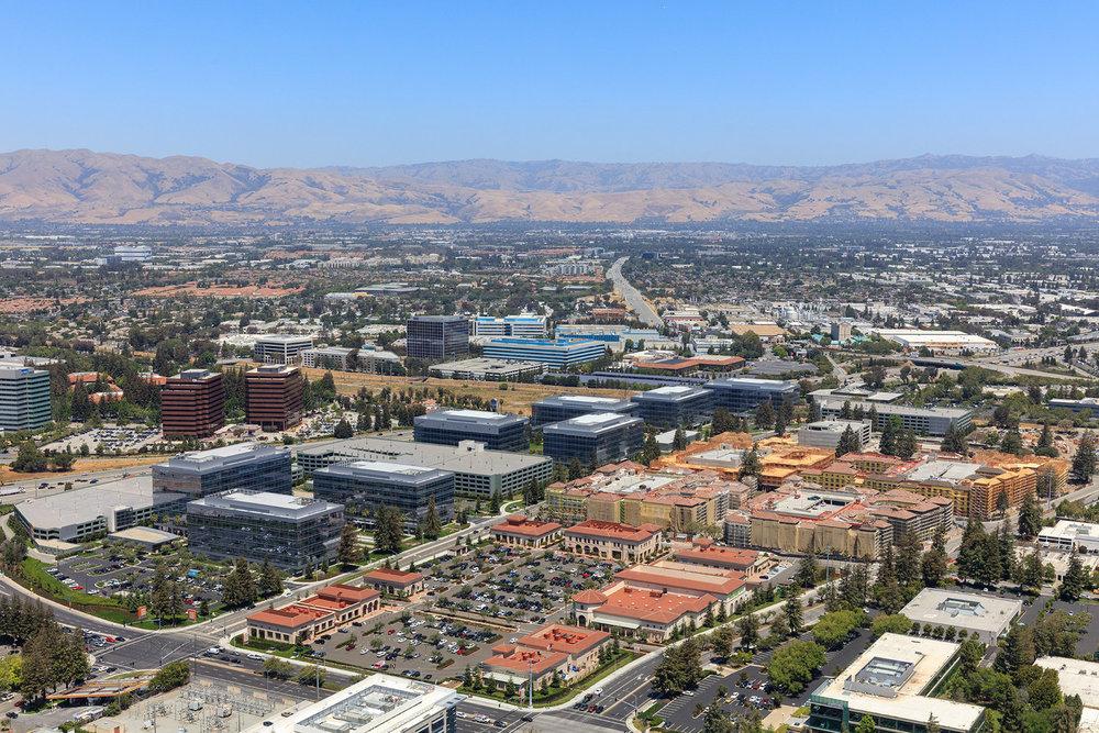 The Irvine Company's Santa Clara Square development. Santa Clara, CA