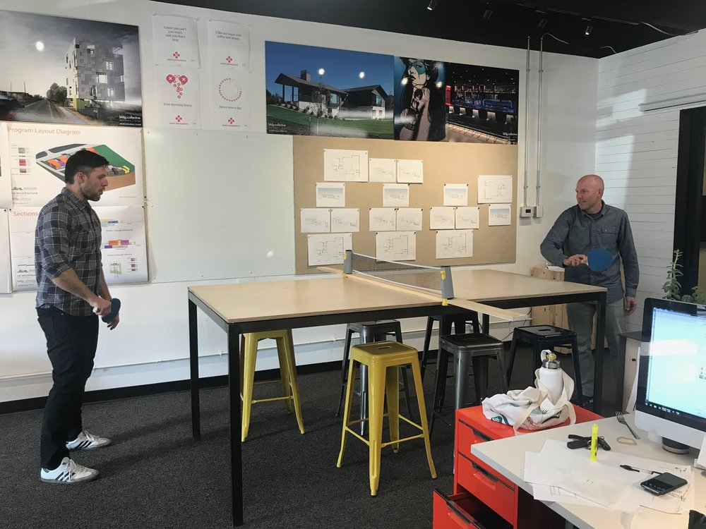 boulder architects at work
