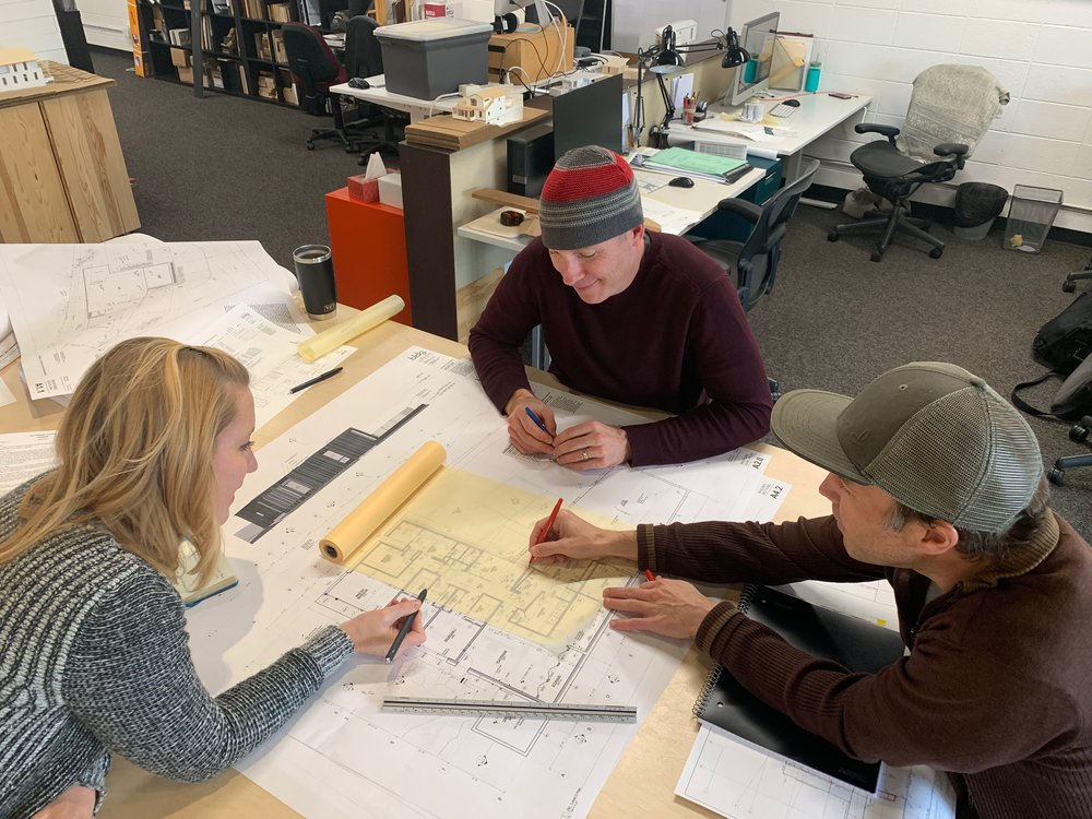 day in the life of an architect