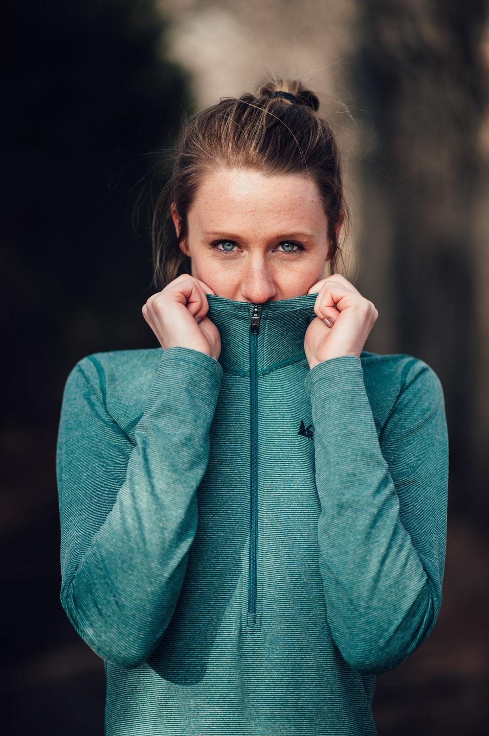 Nichole | Active Lifestyle Portrait