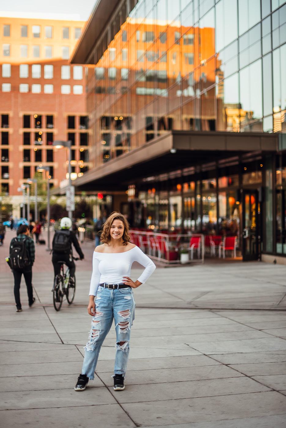 PHOCO Photography Denver Colorado Senior Photos Bokeh Union Station Portraits Jamie Lynn-2.jpg