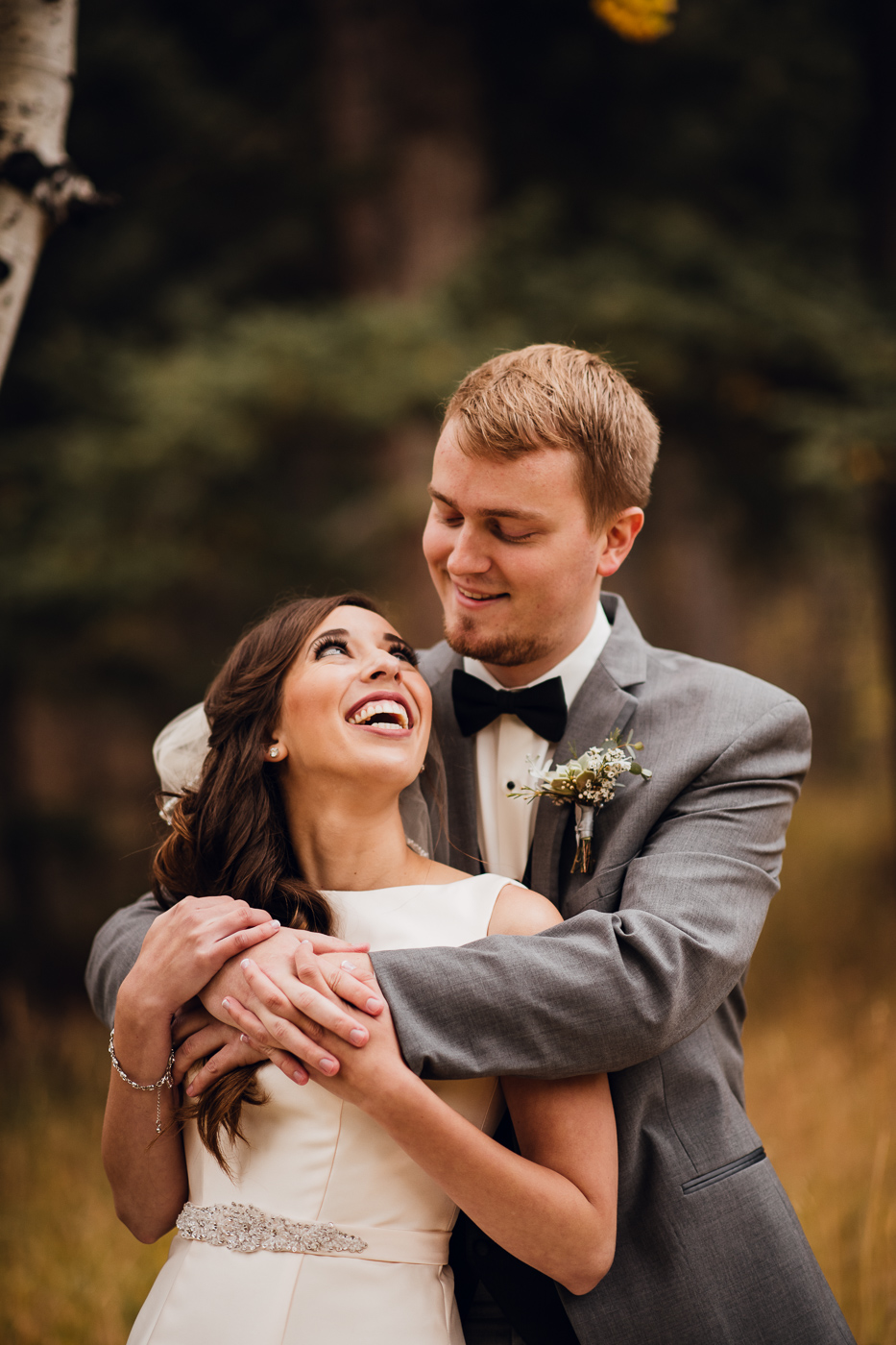 Candice Rawlin Wedding PHOCO Photography Pines Genesee Golden Colorado Fog -15.jpg