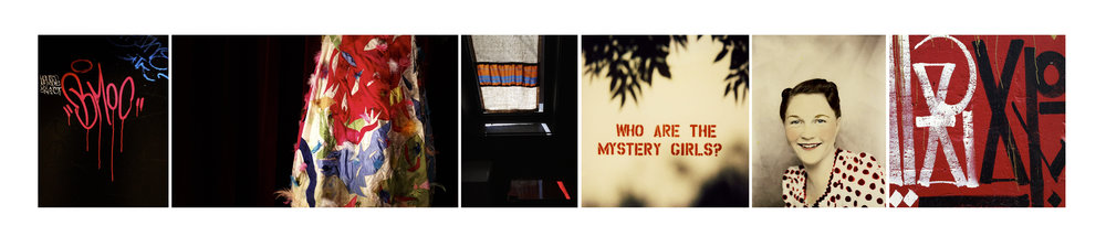Who Are the Mystery Girls?  2018.