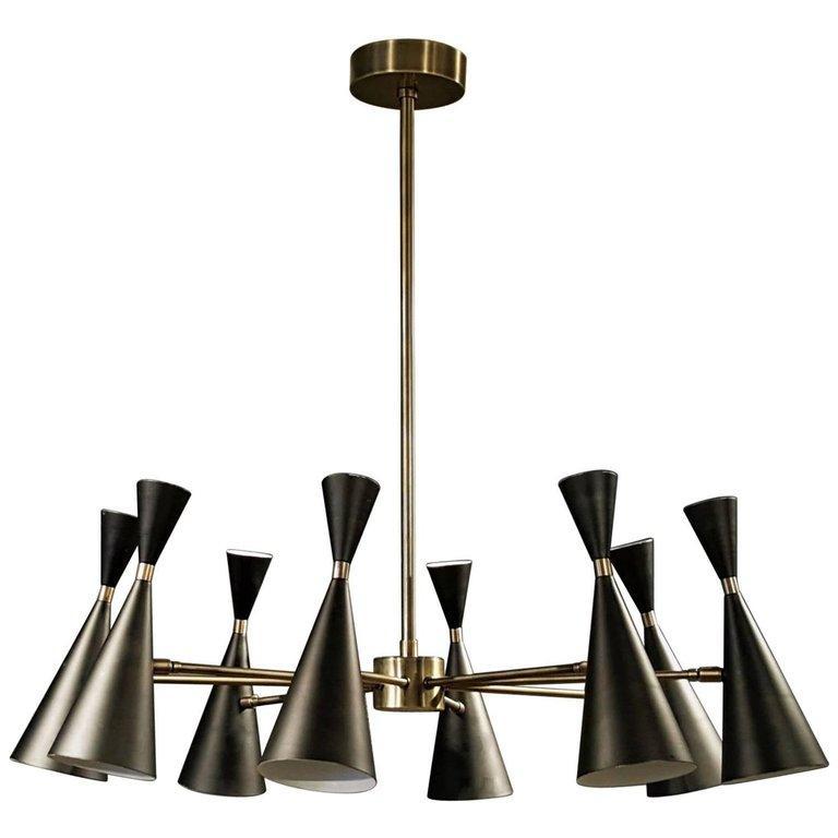 Monolith Petite - $3800.00As Shown: Black & Bronze Metal.