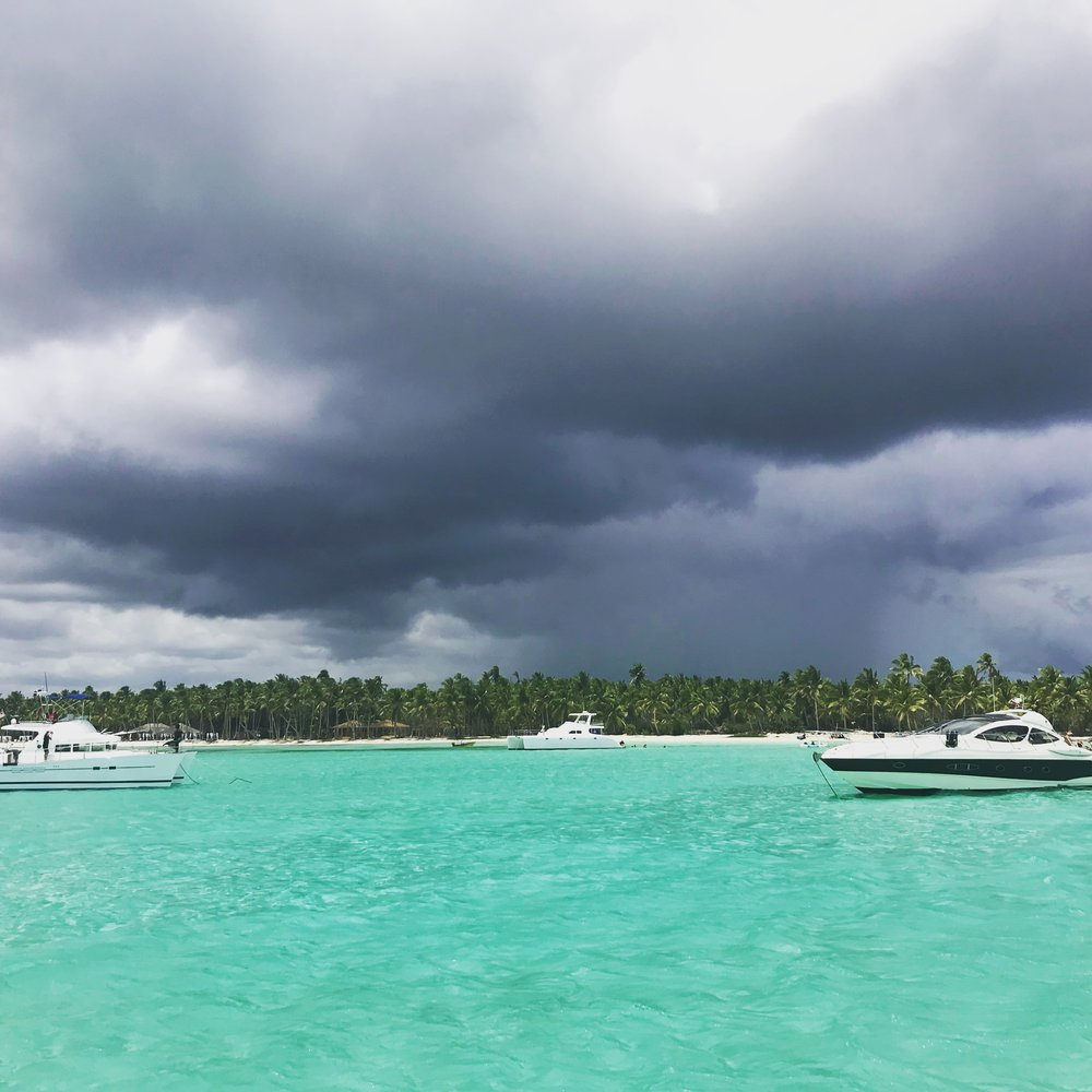 22 August - We depart in a private boat to saona island at 9:00. We will visit a natural pool, see tons of starfish and have a nice lunch in the island.Breakfast and Dinner at villa.