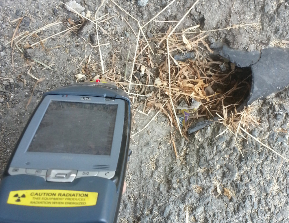 Stormwater source control evaluation.