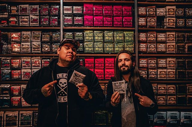 🌹 Ernie Ball 🌹 . . Huge shout out to #ErnieBall For having us out, the continuous support and welcoming us to the family !!! . @indivisionfl  @ernieball . . . #indivisionfl #NDVSN #ernieball #iplayslinky #superslinky #photography #tourlife #tour #sullenclothing #sullenfamily #sullenangels #sullenmusik #espguitars #canoneosr #canon #photography